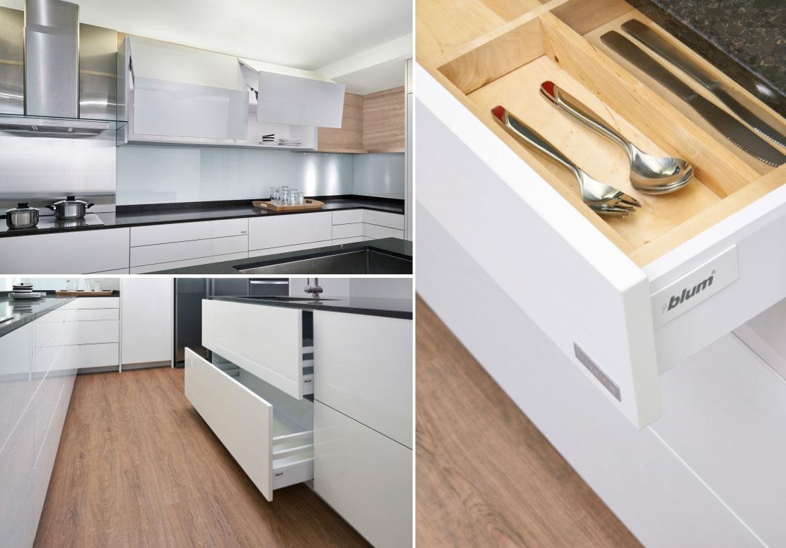 Modular Kitchens | LEGA